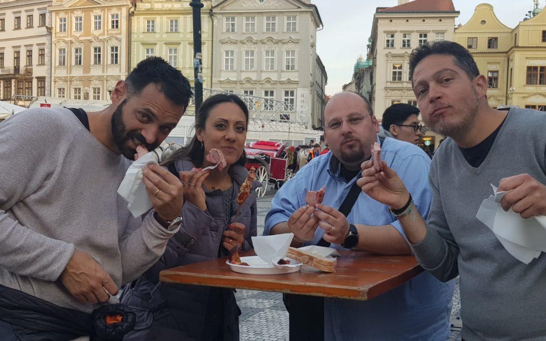 Praga coi bambini - Alla Palma Azzurra