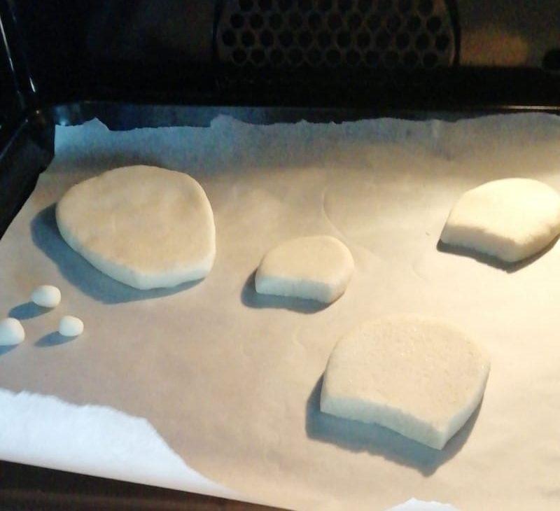 Pasta di sale - Alla Palma Azzurra