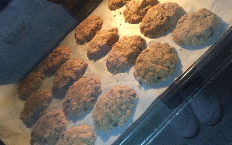 Cookies senza burro - Alla Palma Azzurra