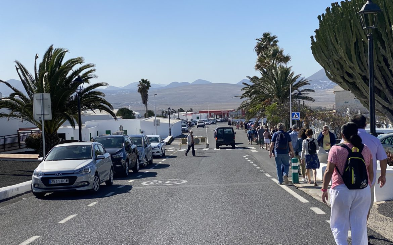 Lanzarote - Alla Palma Azzurra