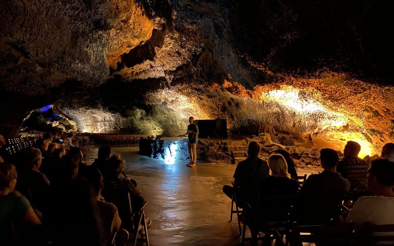Lanzarote - Cueva de Los Verdes -- Alla Palma Azzurra