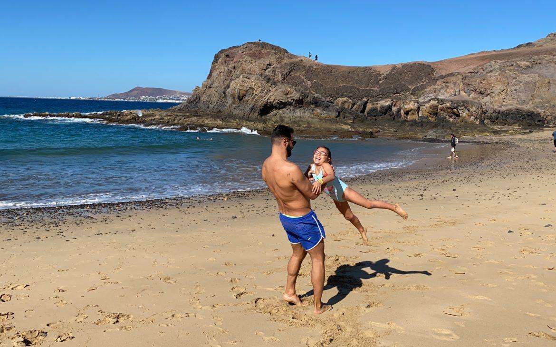 Lanzarote - Papagayo - Alla Palma Azzurra