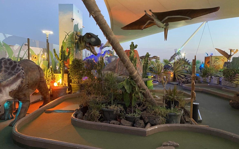Lanzarote - Jurassic Kindom - Alla Palma Azzurra