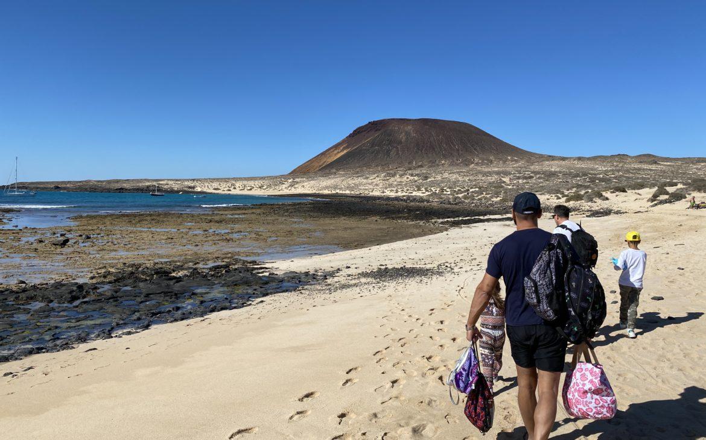 Isla Graciosa - Alla Palma Azzurra