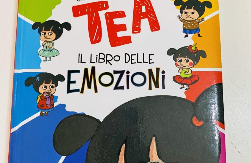 TEA, IL LIBRO DELLE EMOZIONI